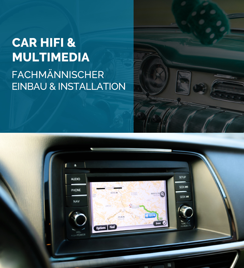 Design and Sound Car Hifi & Multimedia